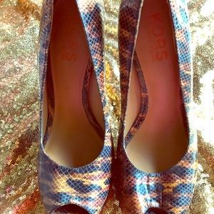 Preowned Michael Kor pumps